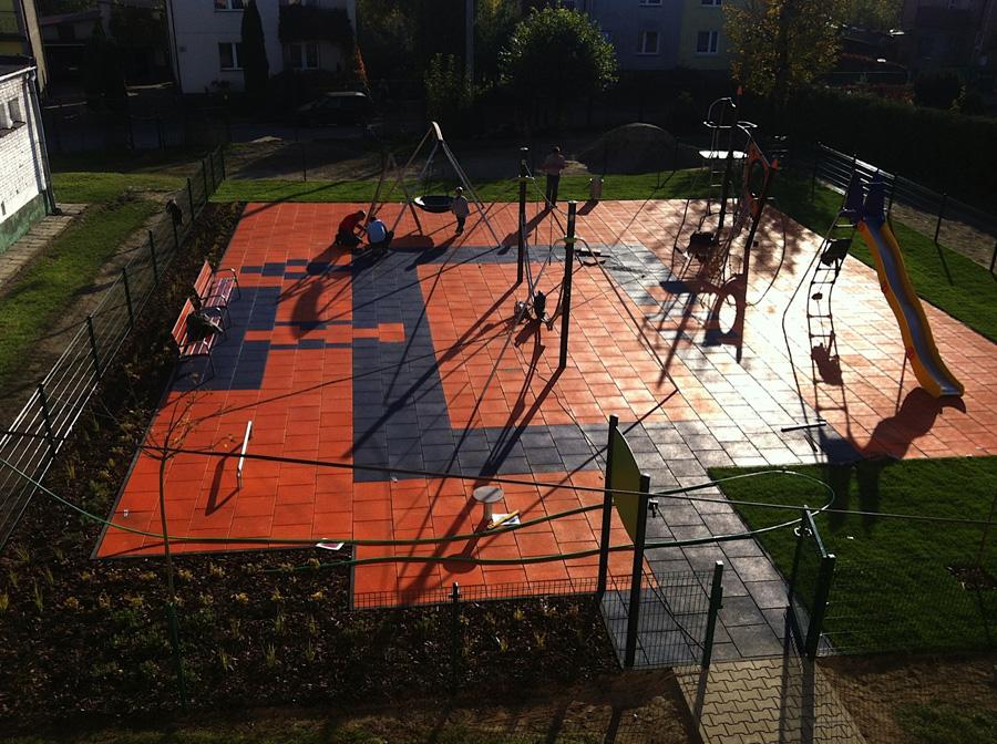 Instalacja placu zabaw