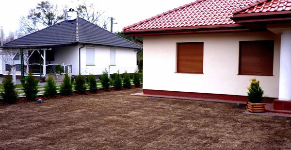 Przygotowanie przestrzeni ogrodowej