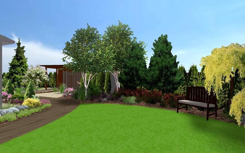 Projekt zagospodarowania ogrodu